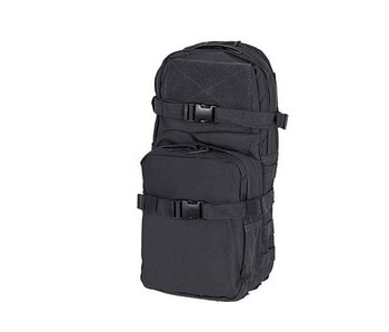 Molle Hydration Backpack Black