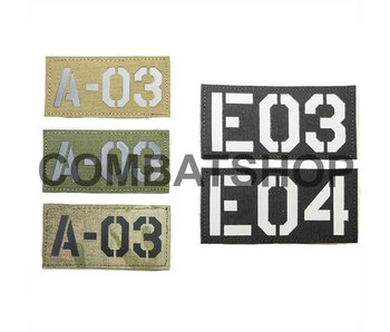 Custom CallSign Patches