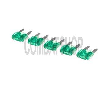 ICS Mini Blade Fuse 30A 5-Pack