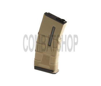 ICS Magazine M4 Midcap Tactical Tan (180BBs)