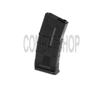 ICS Magazine M4 Midcap Tactical Black (180BBs)