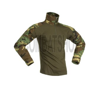 Invader Gear Combat Shirt Woodland