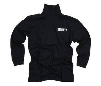 Fostex Security Longsleeve, zwart