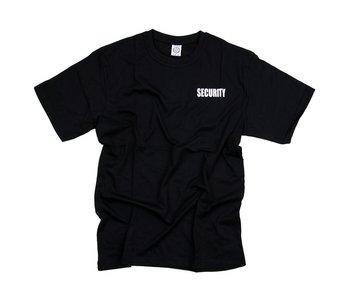 Fostex Security Regulair shirt, zwart