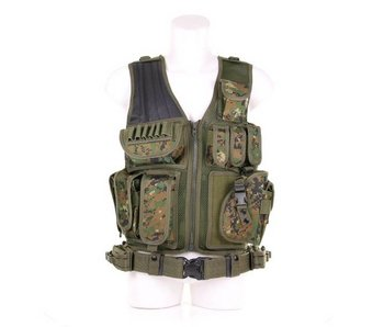 101Inc. Tactical Vest Predator