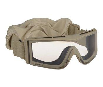 Bollé X810 Ballistic Goggles Tan