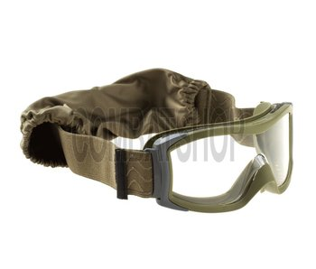 Bollé X1000 Ballistic Goggles Olive Drab (OD)
