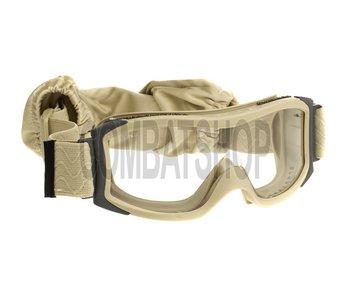 Bollé X1000 Ballistic Goggles Sand
