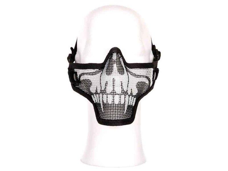 101Inc. Airsoft Mesh Masker Skull