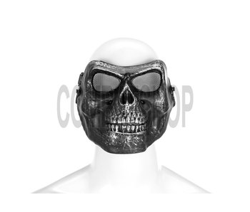 Invader Gear Skull Mask (Metallic)
