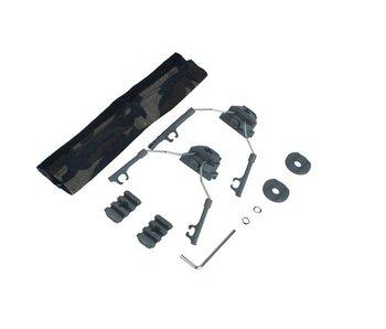 Z-Tactical Helmet Rail Adapter Set for Comtac I + II Olive Drab (OD)