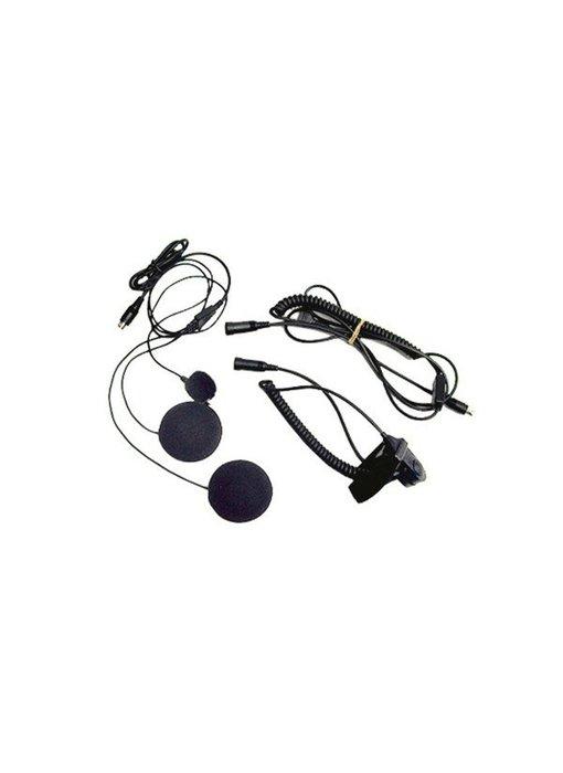 Midland Tactical Helmet Dedicated Set for Motorola Talkabout