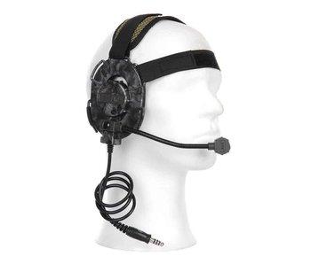 Z-Tactical Bowman EVO III Headset Skull Black Z029
