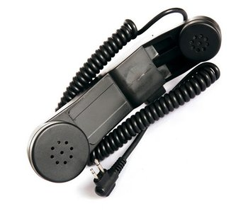 Z-Tactical H-250 Handset Motorola 2-Way Connector