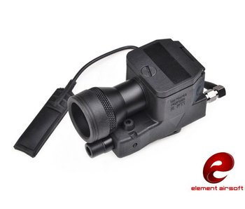 Element Advance Multi-Functie Flashlight