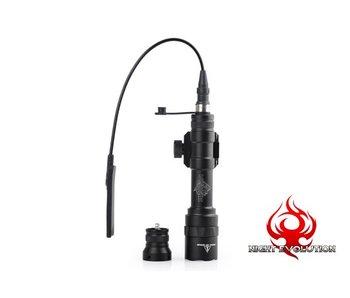 Night Evolution M600U Ultra Scout Weaponlight Black