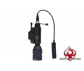 Night Evolution M620V Scout Weaponlight Black