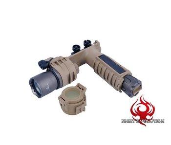 Night Evolution M910A Weaponlight FDE