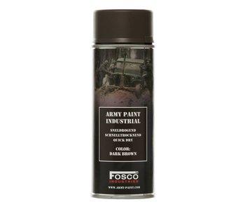 Fosco Spuitbus 400ml - Dark Brown