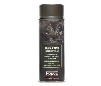 Fosco Spuitbus 400ml - Olive Drab