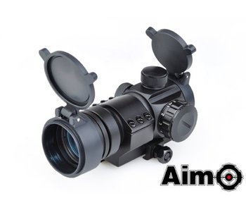 Aim-O M2 Red Dot L-Shaped Mount Black