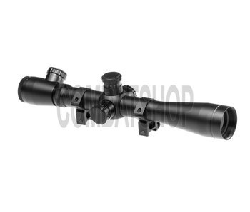 Element 3.5-10x40E-SF Sniper Rifle Scope Black