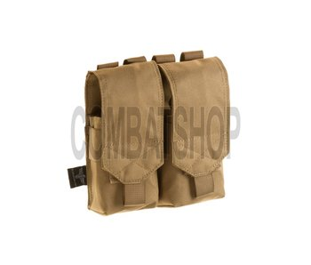 Invader Gear 5.56 2x Double Mag Pouch Coyote