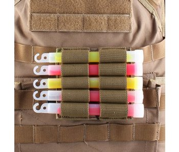 Emerson Lightstick Pouch Multicam