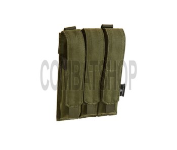 Invader Gear MP5 Triple Mag Pouch OD