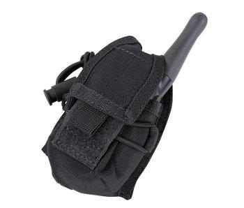 Condor HHR / Radio pouch Black