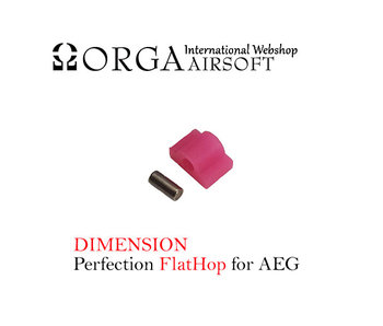 Orga Dimension Flat Hop