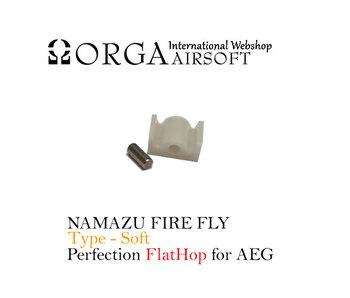 Orga Namazu Fire Fly Flat Hop - Soft