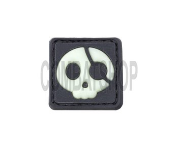 JTG Halloween Pirate Black Glow In The Dark