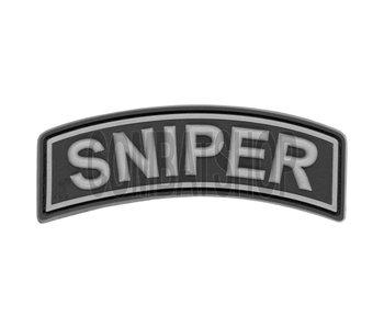 JTG Sniper Tab Rubber Patch SWAT
