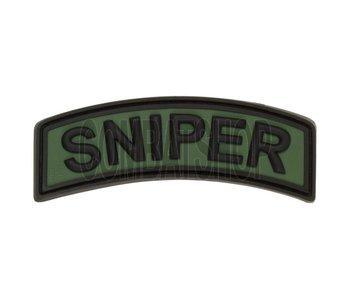 JTG Sniper Tab Rubber Patch Forest