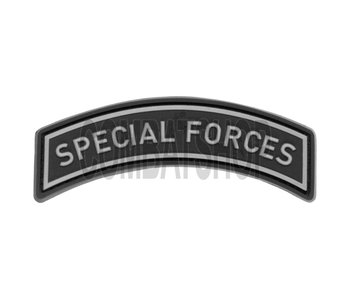 JTG Special Forces Tab Rubber Patch SWAT