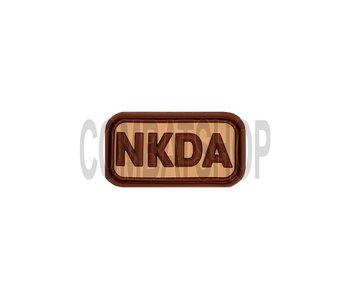 JTG NKDA Rubber Patch Desert