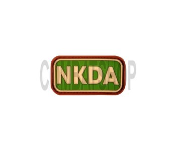 JTG NKDA Rubber Patch Multicam
