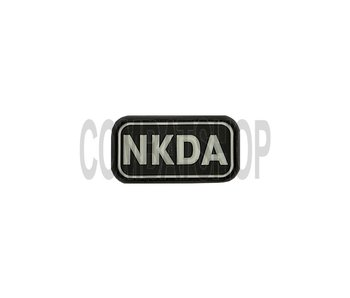JTG NKDA Rubber Patch SWAT