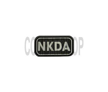 JTG NKDA Rubber Patch SWAT