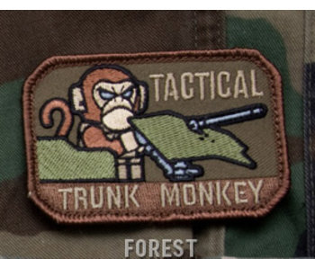 Mil-Spec Monkey Tactical Trunk Monkey - Forest