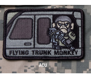 Mil-Spec Monkey Flying Truck Monkey - ACU