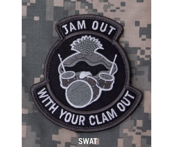 Mil-Spec Monkey Jam Out, With Your Clam Out - Swat