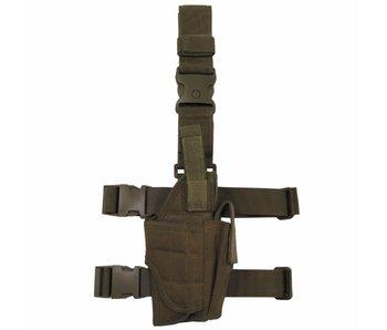 MFH Tactisch holster - instelbaar - Coyote