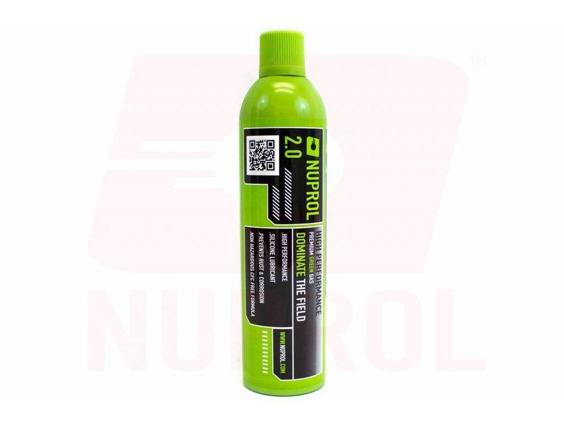 WE NUPROL 2.0 Green Gas