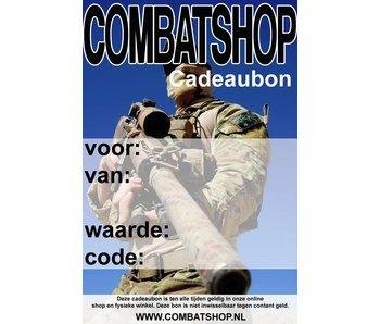 Combatshop Giftcard