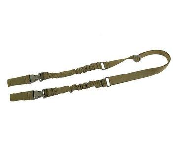 8 Fields Heavy Duty 2-point/1-POINT Bungee Sling - OD