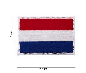 NLD Vlag Stof #1026