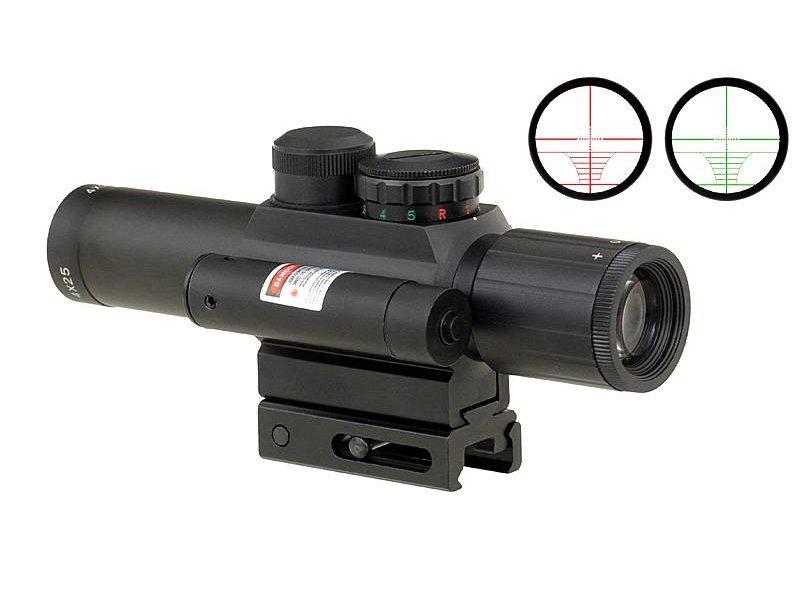 ACM Rifle Scope 4x25