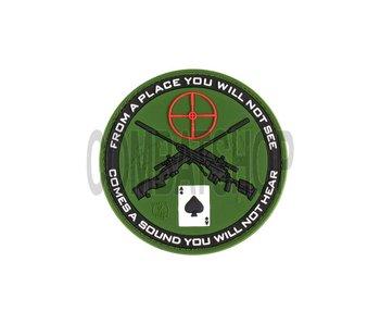 JTG Sniper Rubber Patch Forest